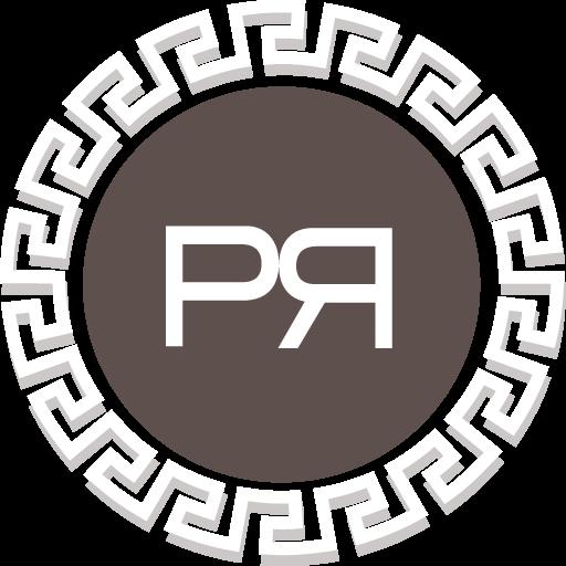 Logo du domaine du Puy Rigault, vignerons en AOC Chinon.