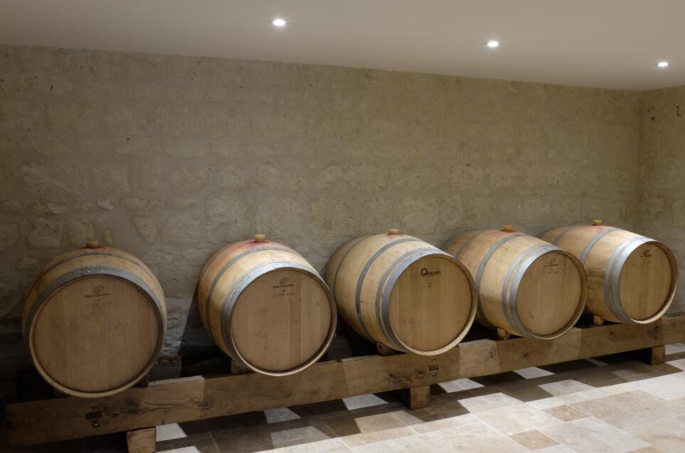Caveau du Domaine du Puy Rigault, vignoble en AOP Chinon à Savigny-en-Véron.