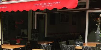 Restaurant les Racines dans l'assiette à Loches en Indre et Loire.